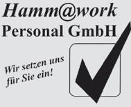 Hamm@work Personal GmbH